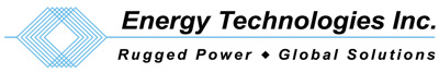 Energy Technologies Inc